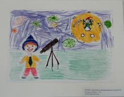 """""""Хочу всё знать"""", Сизоненко Маша, 5 лет"""