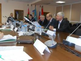 """Заседание круглого стола """"Состояние и перспективы развития биоэкономики в Евразийском союзе"""""""
